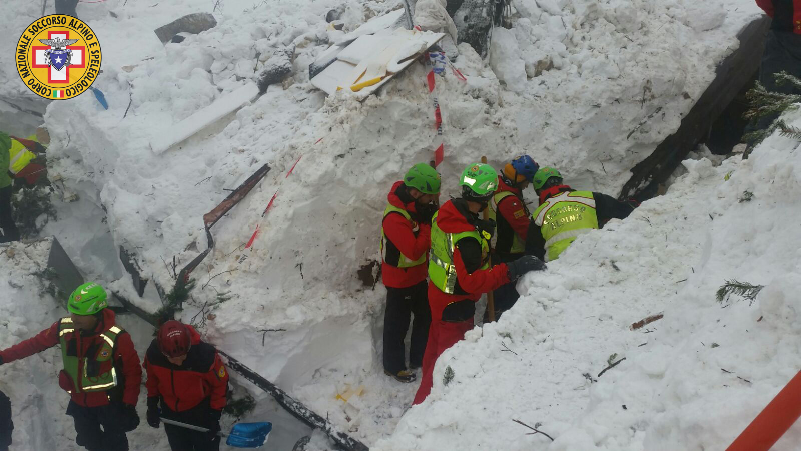 matttina 21 gennaio soccorso alpino 3