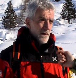 Danilo Barbisotti, CNSAS Lombardia