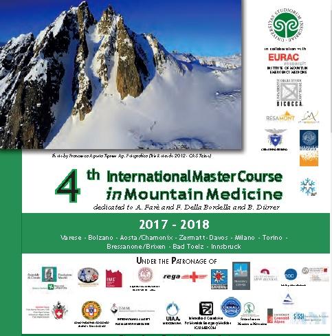 International Master Coursue in Mountain Medicine
