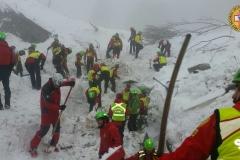 matttina 21 gennaio soccorso alpino 2