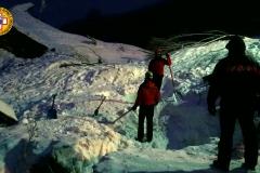 matttina 21 gennaio soccorso alpino