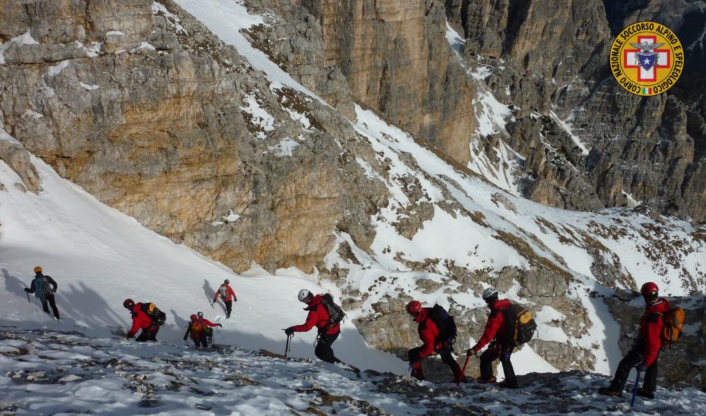 cortina soccorso alpino